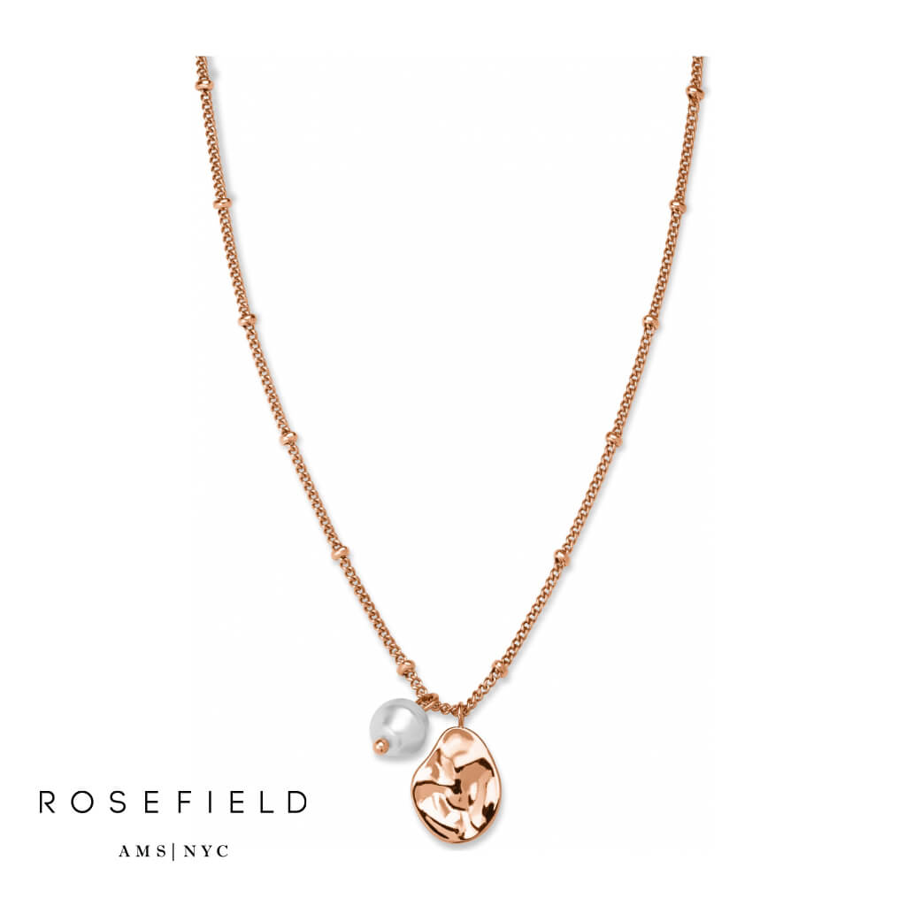 Ogrlica Rosefield Toccombo - nakit by Watch Centar